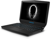 Bærbar Alienware 13-pc til gaming
