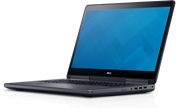 Mobil Dell Precision 7710 Touch Workstation