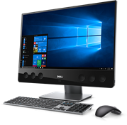 All-in-One Workstation i Dell Precision 27 5000-serien