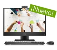 OptiPlex 5270 Todo en Uno