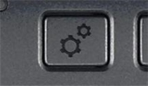 Vostro 3560 - Quick Recovery Button.