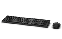 Vostro 3262 Small Desktop - Dell Wireless Keyboard & Mouse Combo – KM636