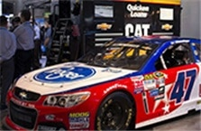 Richard Childress Racing:RChildress Racing uses IoT to improve its NASCAR position, collecting sensor data, pit details and more.