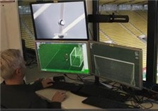 Goal Control:This 4D solution with video management for sports referees and real-time feedback uses IoT.