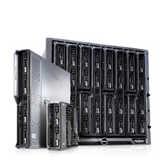 Servere blade PowerEdge