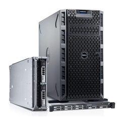 Dell™ PowerEdgeサーバ