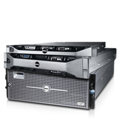 Servidores para rack PowerEdge