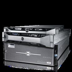 Серверы PowerEdge, устанавливаемые в стойку