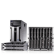 שרתי PowerEdge של Dell