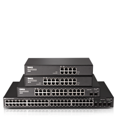 Webbeheerde Ethernet-switches