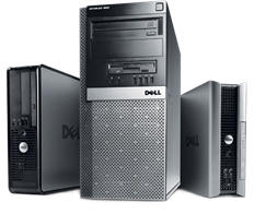 Workstations Dell Optiplex