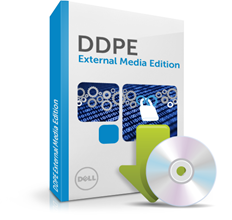 DDPE external media edition software