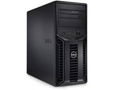Сервер PowerEdge T110 II в корпусе Tower