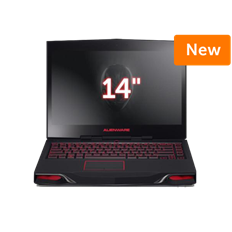 alienware m14x laptops