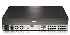 Switch de consola Dell PowerEdge 2161DS-2