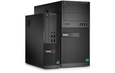 OptiPlex XE2 SFF and MT Desktops
