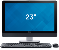 Desktopul all-in-one Optiplex 9020