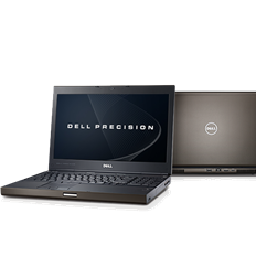 Station de travail mobile Dell Precision M4500