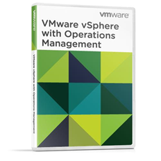 VMware vSphere с Operations Management