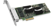 Intel Gigabit VT Quad Port Server Adapter