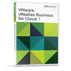 برنامج VMware - vRealize Business for Cloud 7