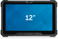 Latitude 12 Rugged Tablet