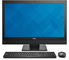 Computerul all-in-one OptiPlex 7440 cu ecran netactil