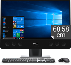 Station de travail Dell Precision 27 série 5000 All-in-One