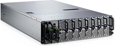 Serverul de rack PowerEdge C5220