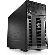 الخادم البرجي طراز PowerEdge T410 من Dell
