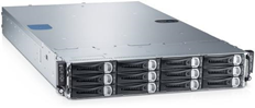 servidor de rack poweredge c6220