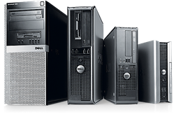 OptiPlex Desktops