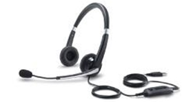 Headset estéreo Dell Pro - UC300