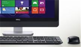 Ordinateur de bureau tactile Inspiron One 23