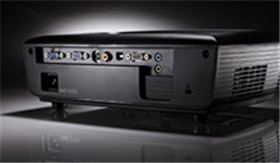 Dell 1210S Projector - Security Features