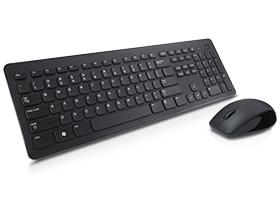 Teclado y mouse inalámbricos de Dell: KM632