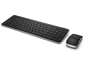 Dell Wireless Keyboard and Mouse - KM714