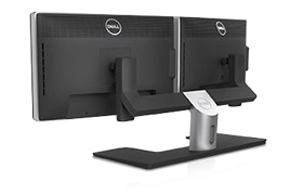 Base para dos monitores Dell: MDS14