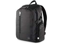Mochila Dell Tek (color negro): 15,6""