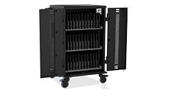 Chromebook 3180: carro de carga compacto Dell | 36 dispositivos