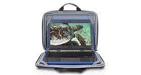"""Chromebook 3180: maletín de trabajo Dell de 11"""""""
