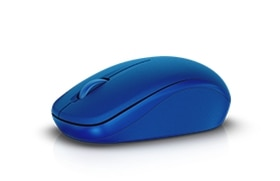 Mouse inalámbrico Dell (azul): WM126