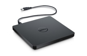Dell External USB Slim DVD+/-RW Optical Drive – DW316