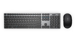 Latitude 7389 2-in-1-Dell Premier Wireless Keyboard & Mouse | KM717