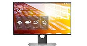 Monitor Dell UltraSharp de 27"