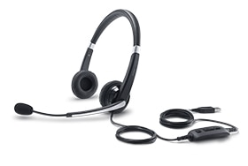 Dell Professional Stereo Headset – UC300