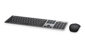 Precision 15 5520 Laptop - Dell Wireless Premium Keyboard & Mouse Combo | KM717