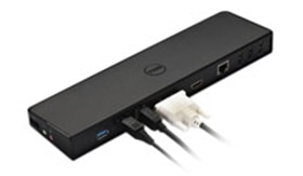 Dell USB 3.0 SuperSpeed Dual Video Docking Station