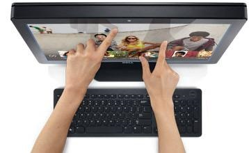 Inspiron One 20 Touch Desktop