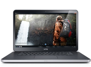 XPS 15 laptops